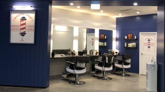 Barber Shop for Sale Logan Region